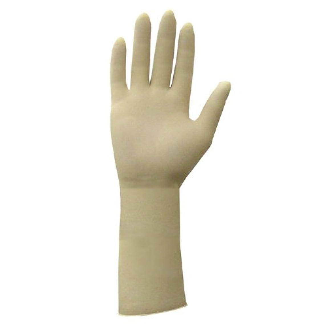 縫うマウンド前ロングラテックス手袋(L)1,000枚