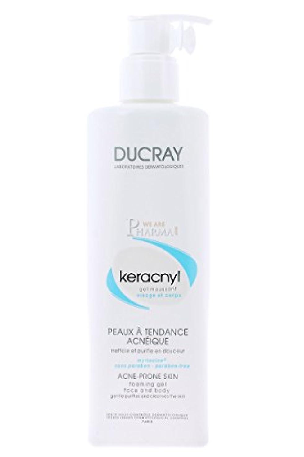 フィルタ厚い噂Ducray Keracnylフォーミングジェル400ml