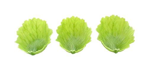 抗菌 お弁当カップ ベジカップ G・レタス 3個入