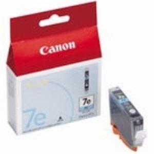 (業務用4セット) Canon キヤノン インクカートリッジ 純正 【BCI-7ePC】 フォトシアン [簡易パッケージ品]
