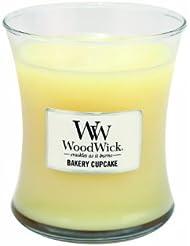 Woodwick Candle Bakery Cupcake Medium Jar