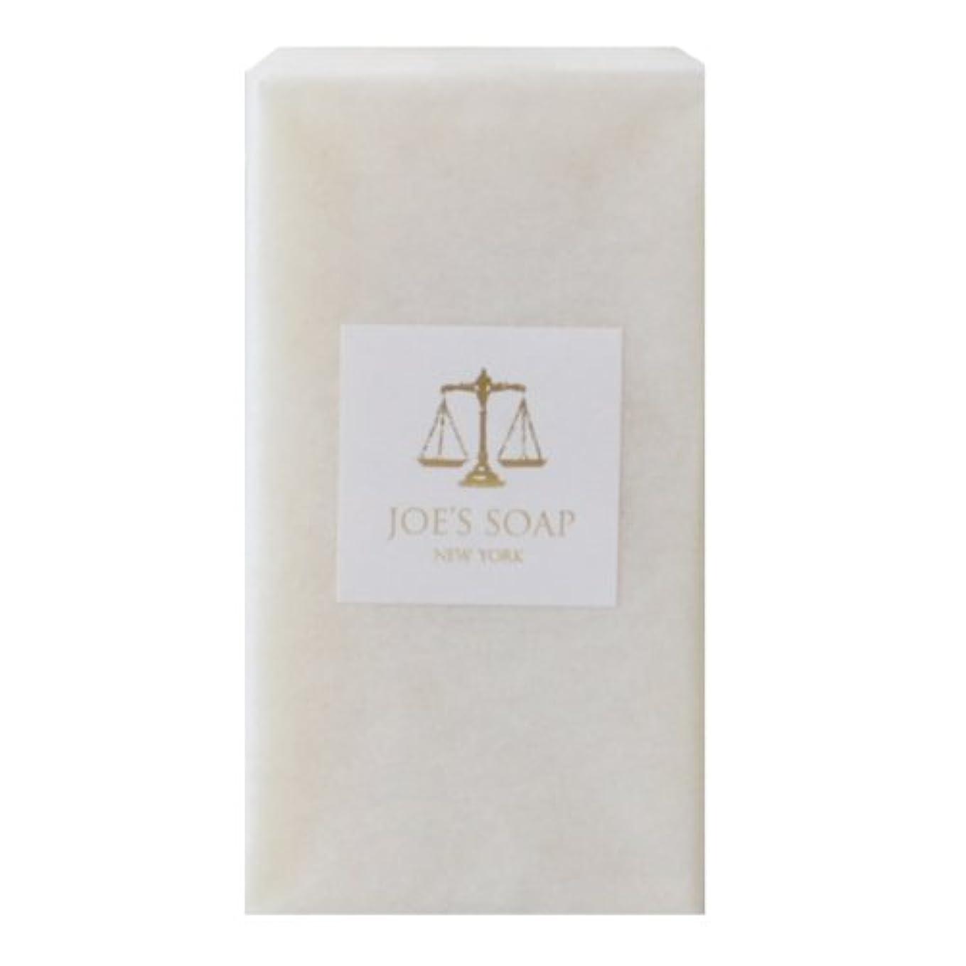 革命的輝度反動JOE'S SOAP ジョーズソープ オリーブソープ NO.1 100g 石鹸 無香料 無添加 オーガニックソープ 洗顔料 オリーブ石けん せっけん 固形 定形外郵便