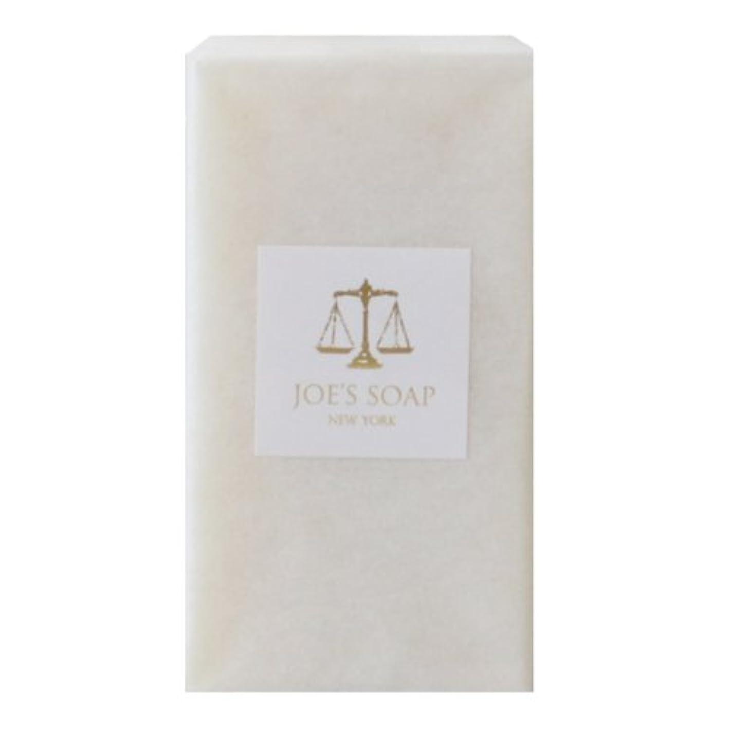 JOE'S SOAP ジョーズソープ オリーブソープ NO.1 100g 石鹸 無香料 無添加 オーガニックソープ 洗顔料 オリーブ石けん せっけん 固形 定形外郵便