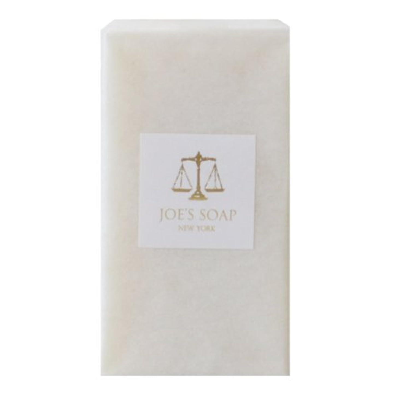JOE'S SOAP ジョーズソープ オリーブソープ NO.1 100g 石鹸 無香料 無添加 オーガニックソープ 洗顔料 オリーブ石けん せっけん 固形 宅配便