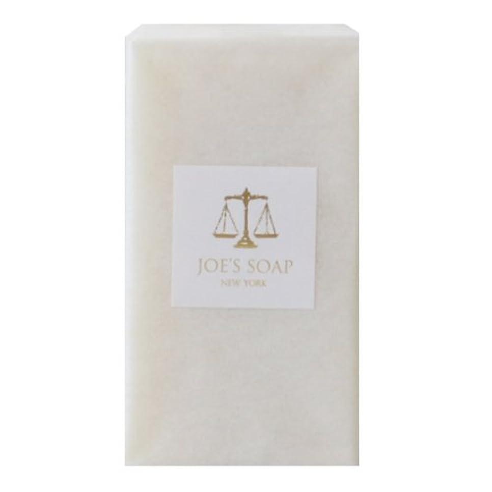 素人小さなアーサーコナンドイルJOE'S SOAP ジョーズソープ オリーブソープ NO.1 100g 石鹸 無香料 無添加 オーガニックソープ 洗顔料 オリーブ石けん せっけん 固形 宅配便