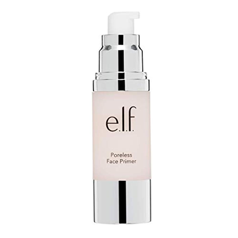 チャンピオンシップエレガント貫通するe.l.f. Poreless Face Primer Large - Clear (並行輸入品)