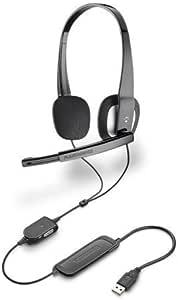 PLANTRONICS .Audio 500USB マルチメディアステレオPCヘッドセット AUDIO500USB