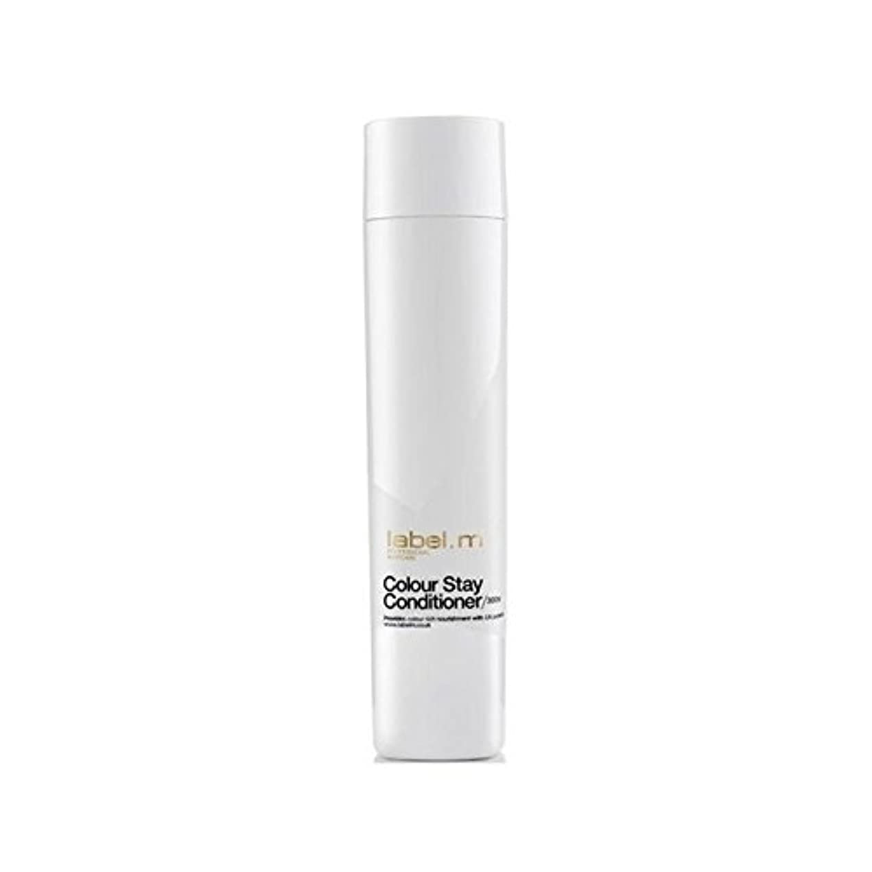 Label.M Colour Stay Conditioner (300ml) (Pack of 6) - .カラーステイショナ(300ミリリットル) x6 [並行輸入品]