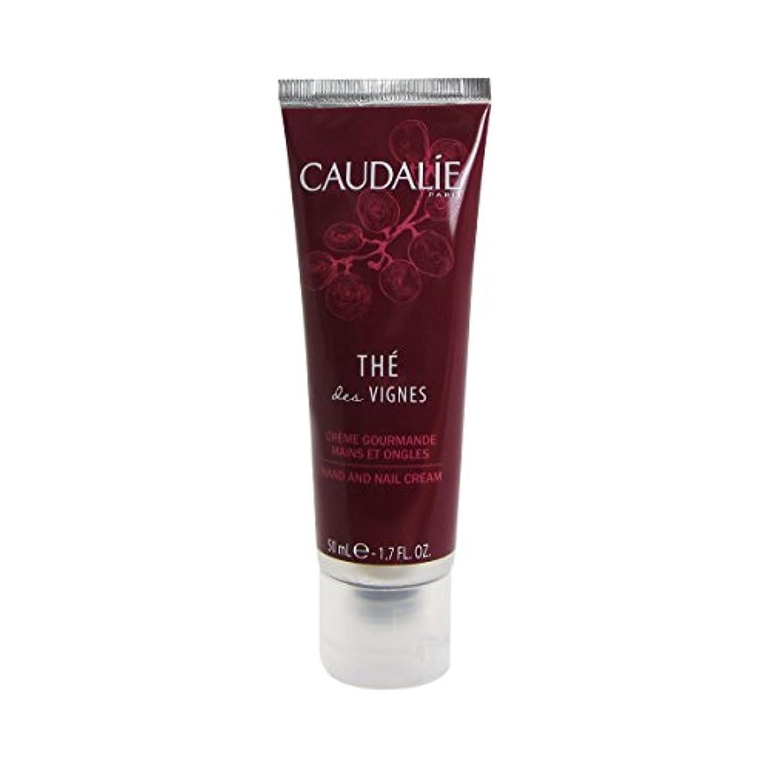 シーケンスダブル警告Caudalie Th De Vignes Hand Cream 50ml [並行輸入品]