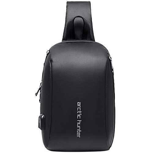 2019新品 ボディバッグ 斜め掛け ショルダーバッグ メンズ 肩掛けバッグ 防水 軽量 大容量 多機能 USBポート付き 乾湿両用分離 旅行する 通勤 通学