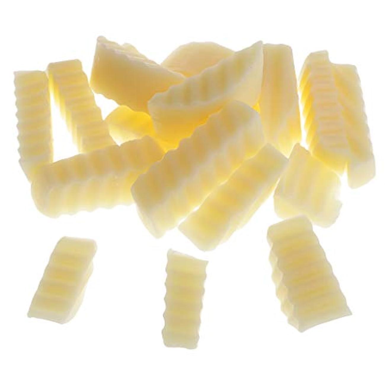 染色肥満震えるP Prettyia 250g /パックナチュラルピュアベージュラノリンソープベースDIY手作り石鹸家庭用石鹸作りクラフト用