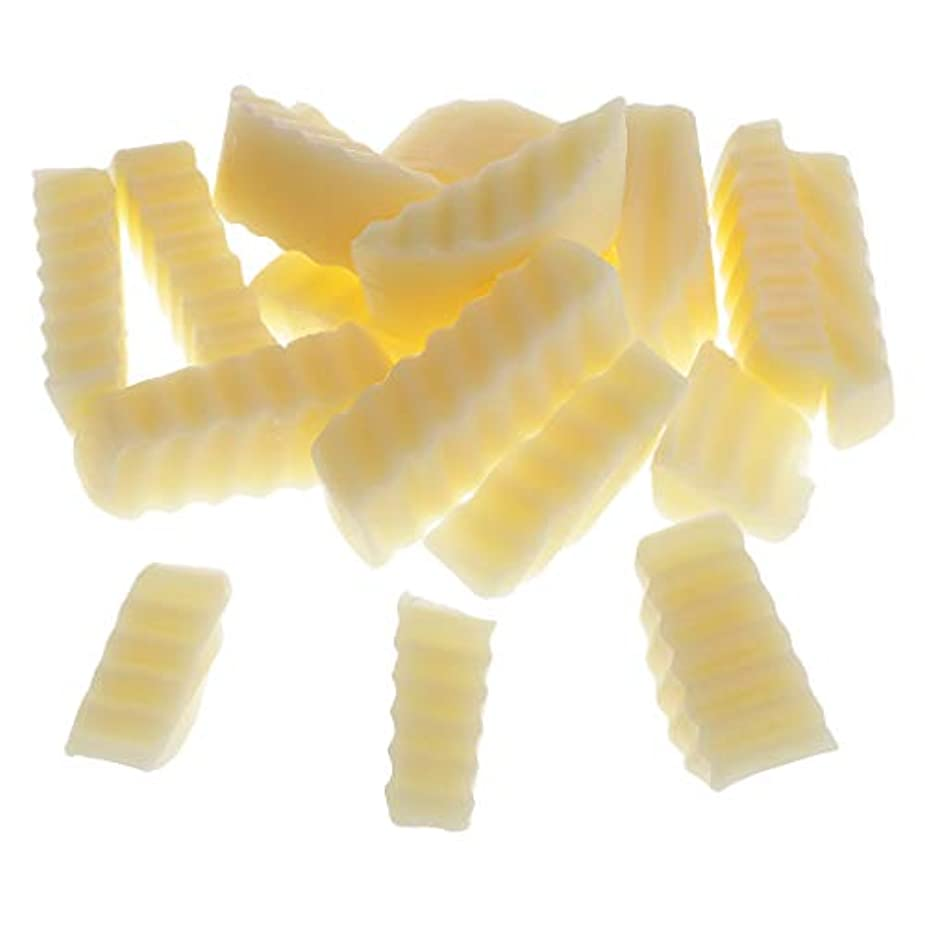 追跡病弱針P Prettyia 250g /パックナチュラルピュアベージュラノリンソープベースDIY手作り石鹸家庭用石鹸作りクラフト用