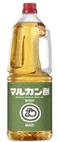 マルカン ハンディ穀物酢 1.8L