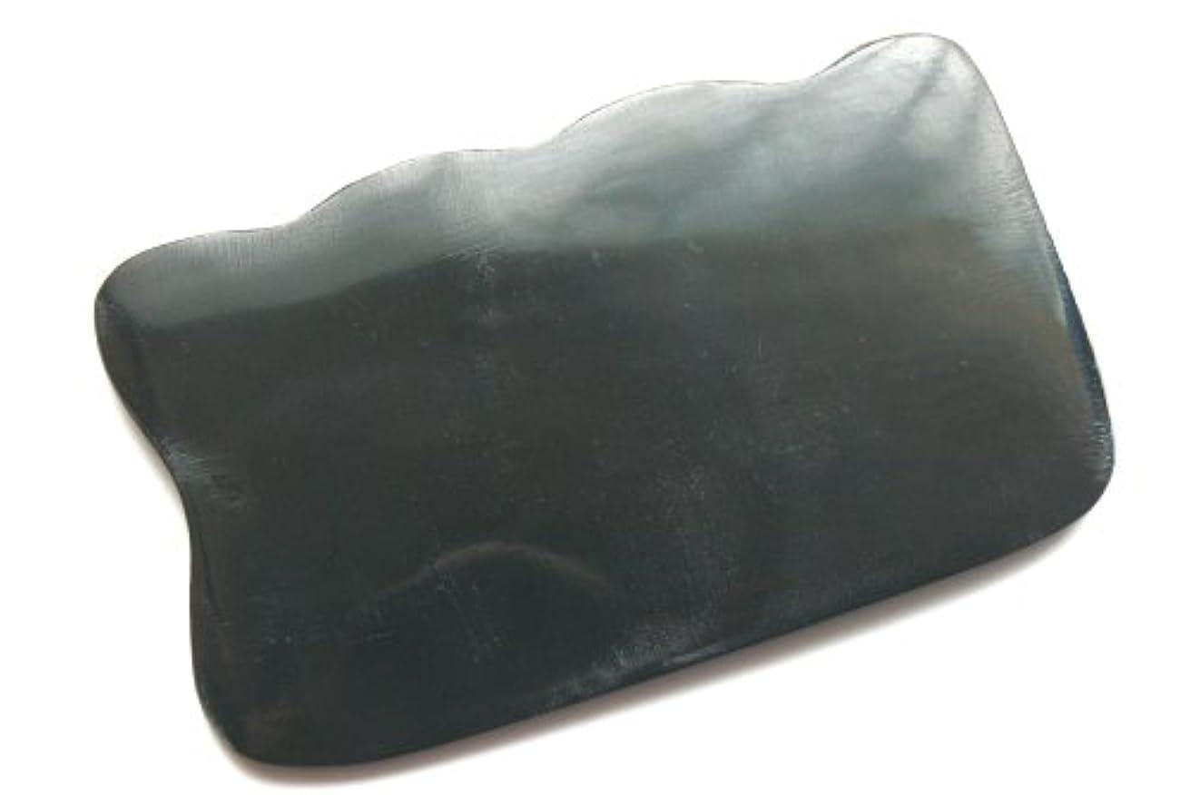 みぞれ入力イノセンスかっさ板、美容、刮莎板、グアシャ板,水牛角製