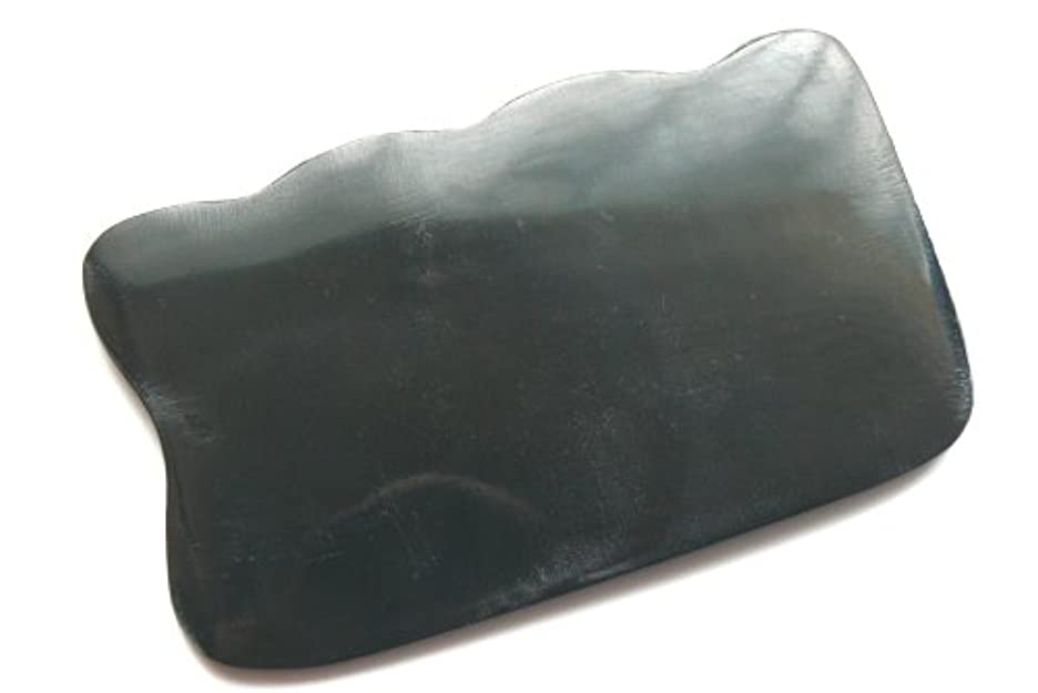 急襲合併症大胆かっさ板、美容、刮莎板、グアシャ板,水牛角製