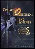 Mind Mysteries Vol. 2 Breakthru Card Sys. by Richard Osterlind