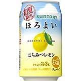 サントリーチューハイ ほろよい はちみつレモン 350ML × 24缶 / サントリービア&スピリッツ 株式会社