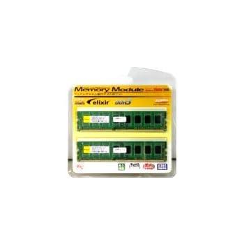 シー・エフ・デー販売 メモリ デスクトップ 240pin PC3-10600(DDR3-1333) DDR3 4GB(2GB x 2枚組) W3U1333Q-2G