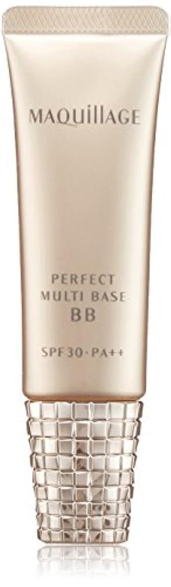 環境に優しい延期するプレゼントマキアージュ パーフェクトマルチベース BB (ライト) (SPF30?PA++) 30g