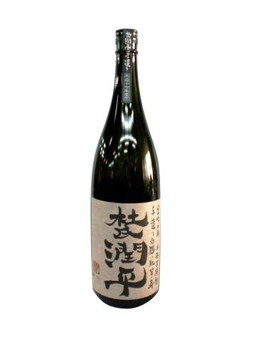芋焼酎 杜氏潤平 25度 1.8L