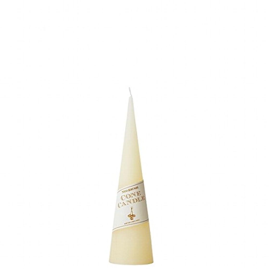 是正する民主党ステージkameyama candle(カメヤマキャンドル) ネオブラッシュコーン 180 キャンドル 「 アイボリー 」(A9750010IV)