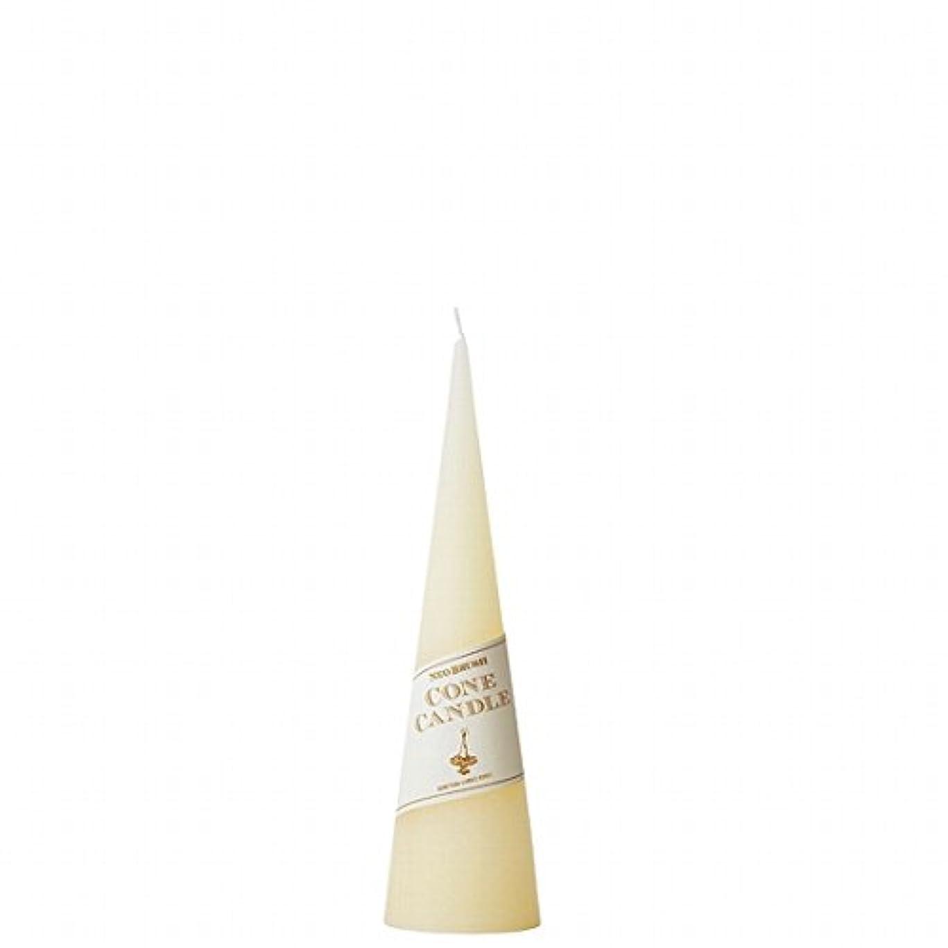 集中全滅させる仮称kameyama candle(カメヤマキャンドル) ネオブラッシュコーン 180 キャンドル 「 アイボリー 」(A9750010IV)