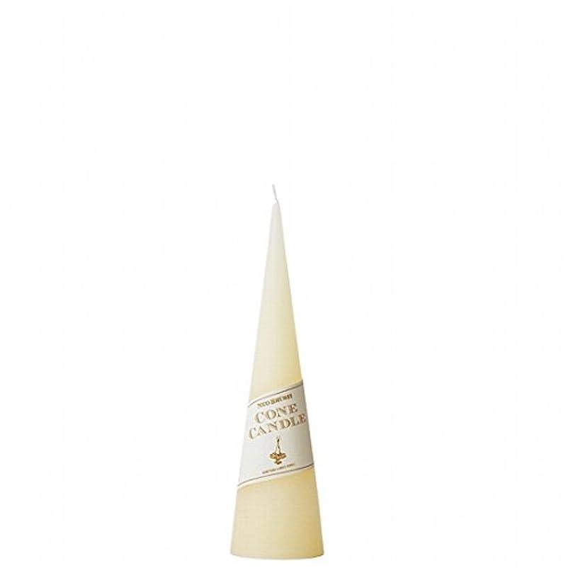 レベルセマフォ雑品kameyama candle(カメヤマキャンドル) ネオブラッシュコーン 180 キャンドル 「 アイボリー 」(A9750010IV)