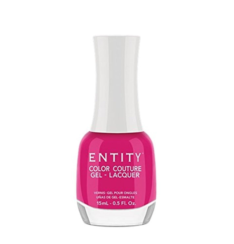 提供されたスリーブコンペEntity Color Couture Gel-Lacquer - Tres Chic - 15 ml/0.5 oz