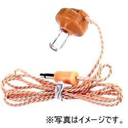 アイコー電子 セラミックイヤホン プラグ付 1.2m CE-...