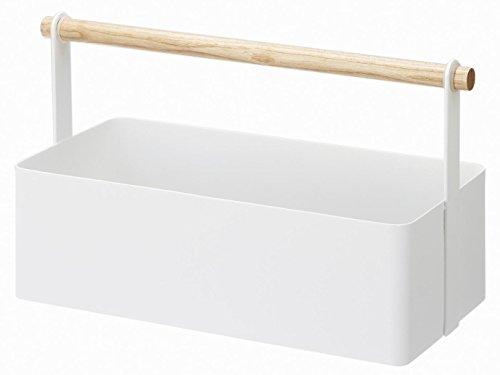 山崎実業 ツールボックス トスカ  L ホワイト 2312