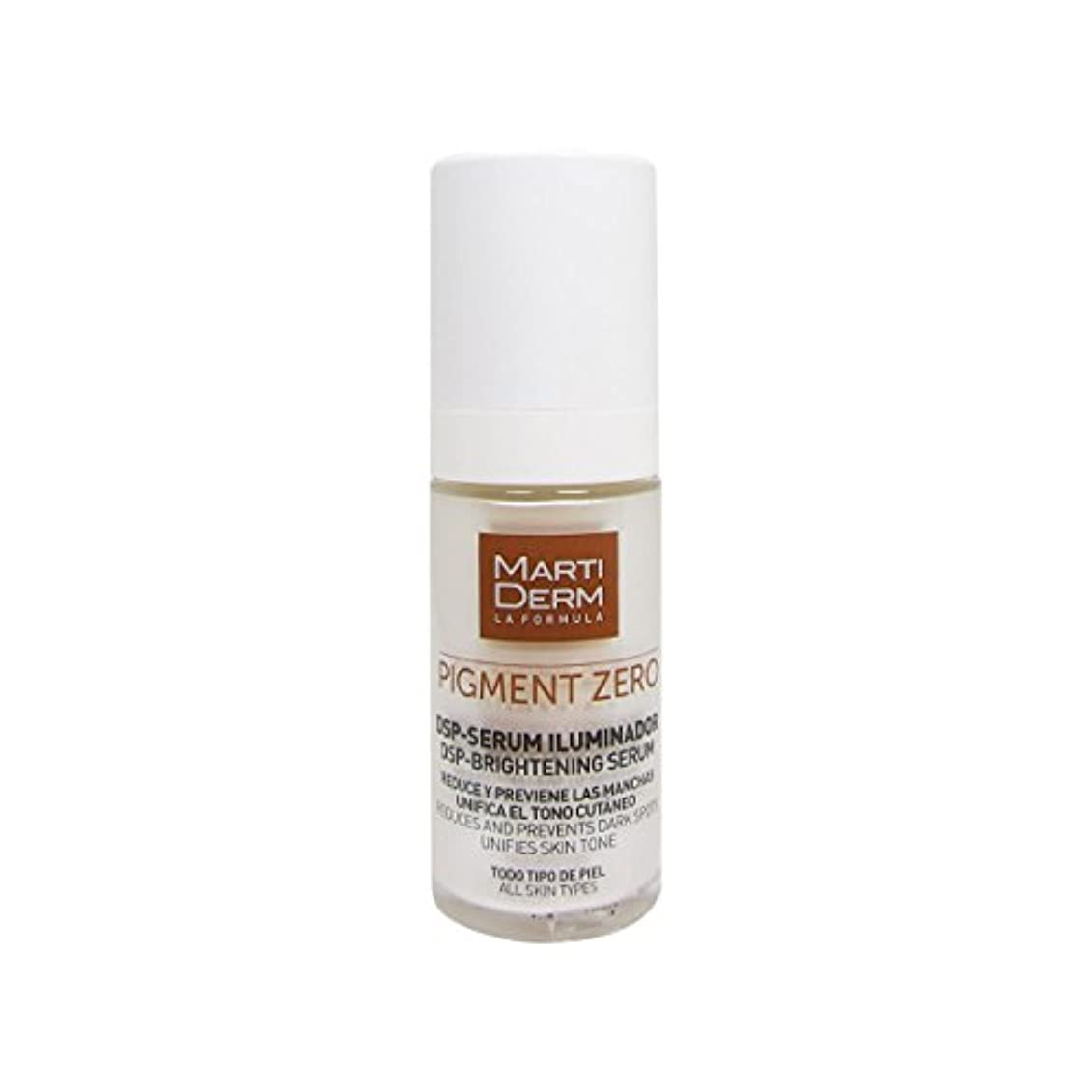 割るガソリンを除くMartiderm Pigment Zero Dsp-brightening Serum 30ml [並行輸入品]