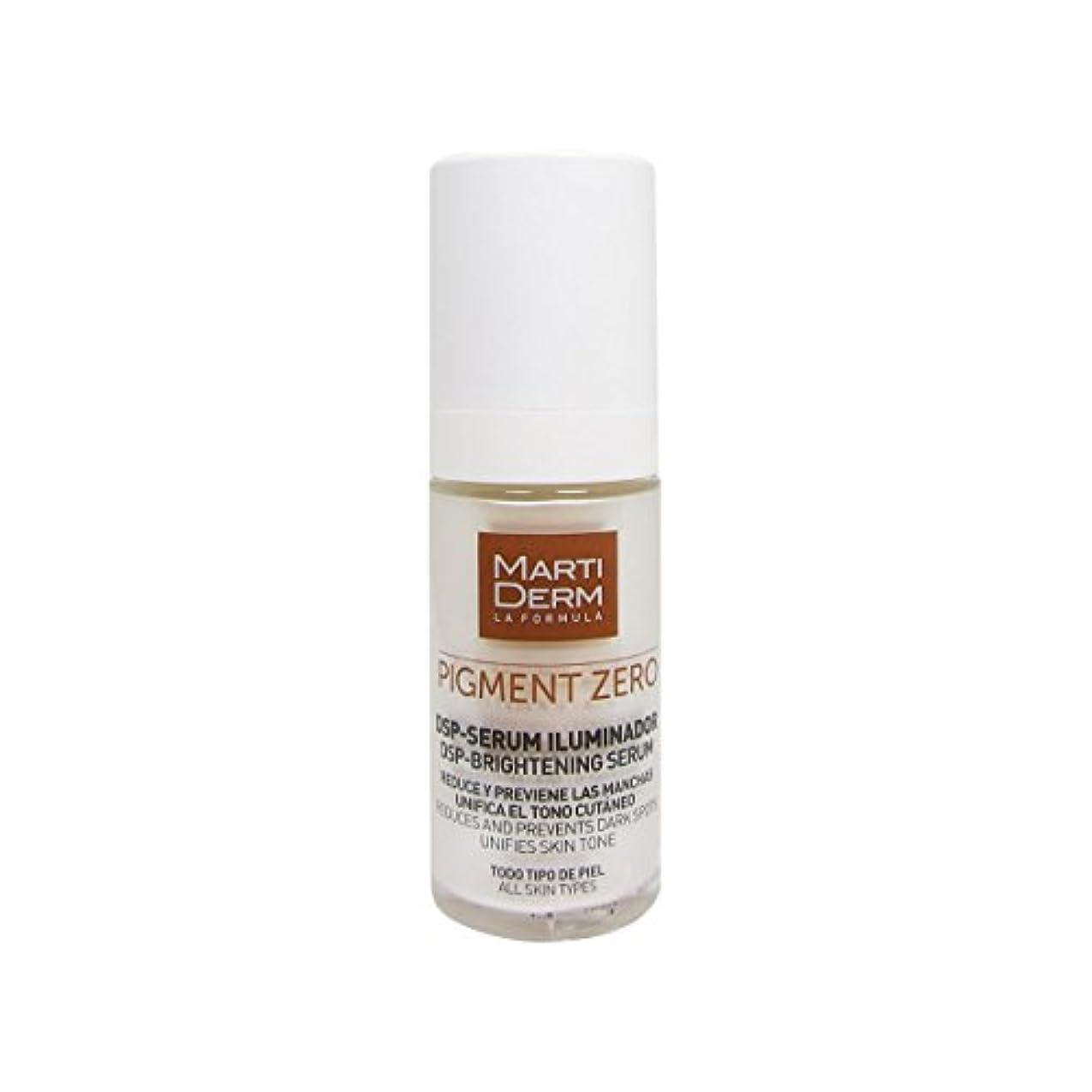 原告パン格差Martiderm Pigment Zero Dsp-brightening Serum 30ml [並行輸入品]