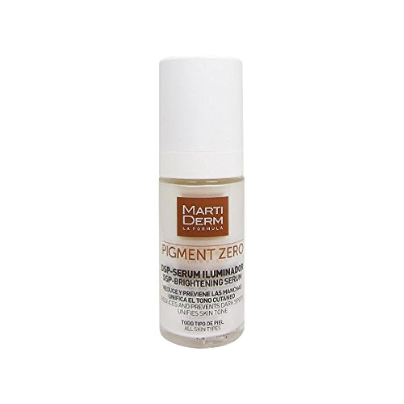茎タンカーカウンタMartiderm Pigment Zero Dsp-brightening Serum 30ml [並行輸入品]