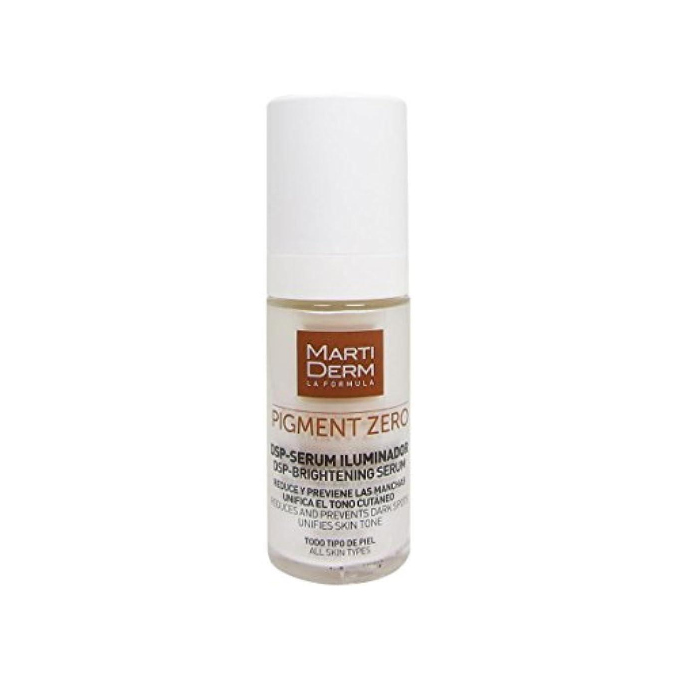 注目すべき人事たらいMartiderm Pigment Zero Dsp-brightening Serum 30ml [並行輸入品]