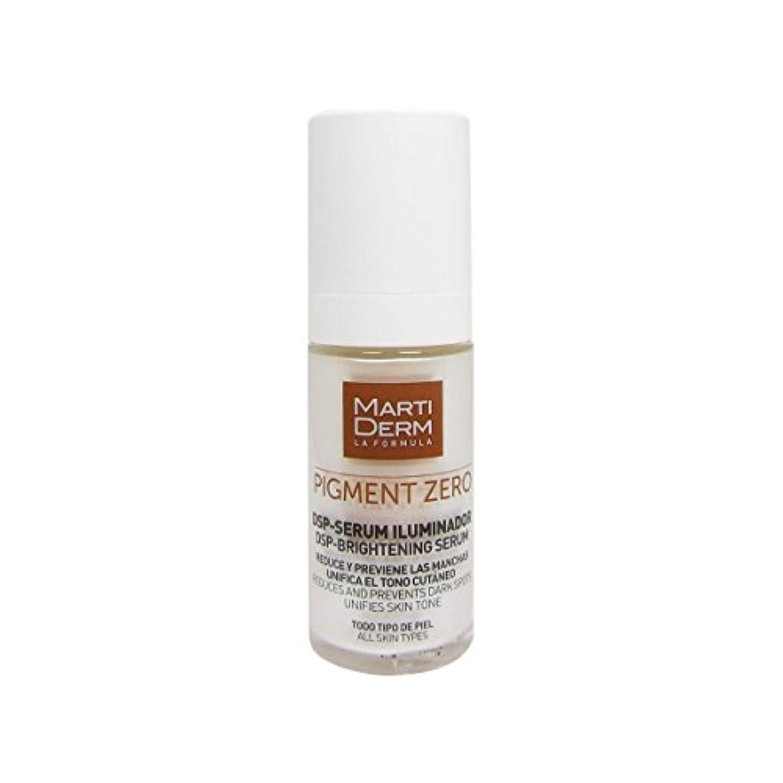 過ち錆び列車Martiderm Pigment Zero Dsp-brightening Serum 30ml [並行輸入品]