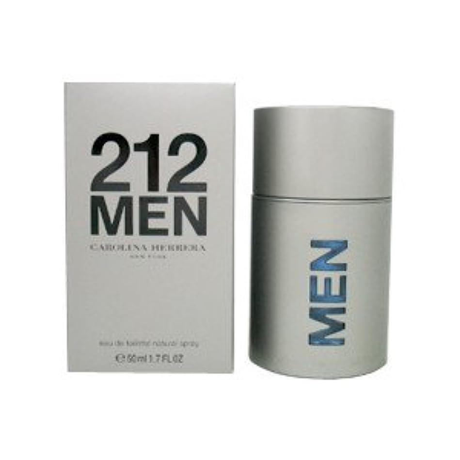 状態不健康労働者キャロリーナ ヘレナ 212 Men's 50ml [並行輸入]