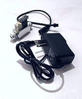 発熱量の少ない低熱仕様電磁弁 防水アクアリウム用 電磁弁 省エネ0.4w 全国