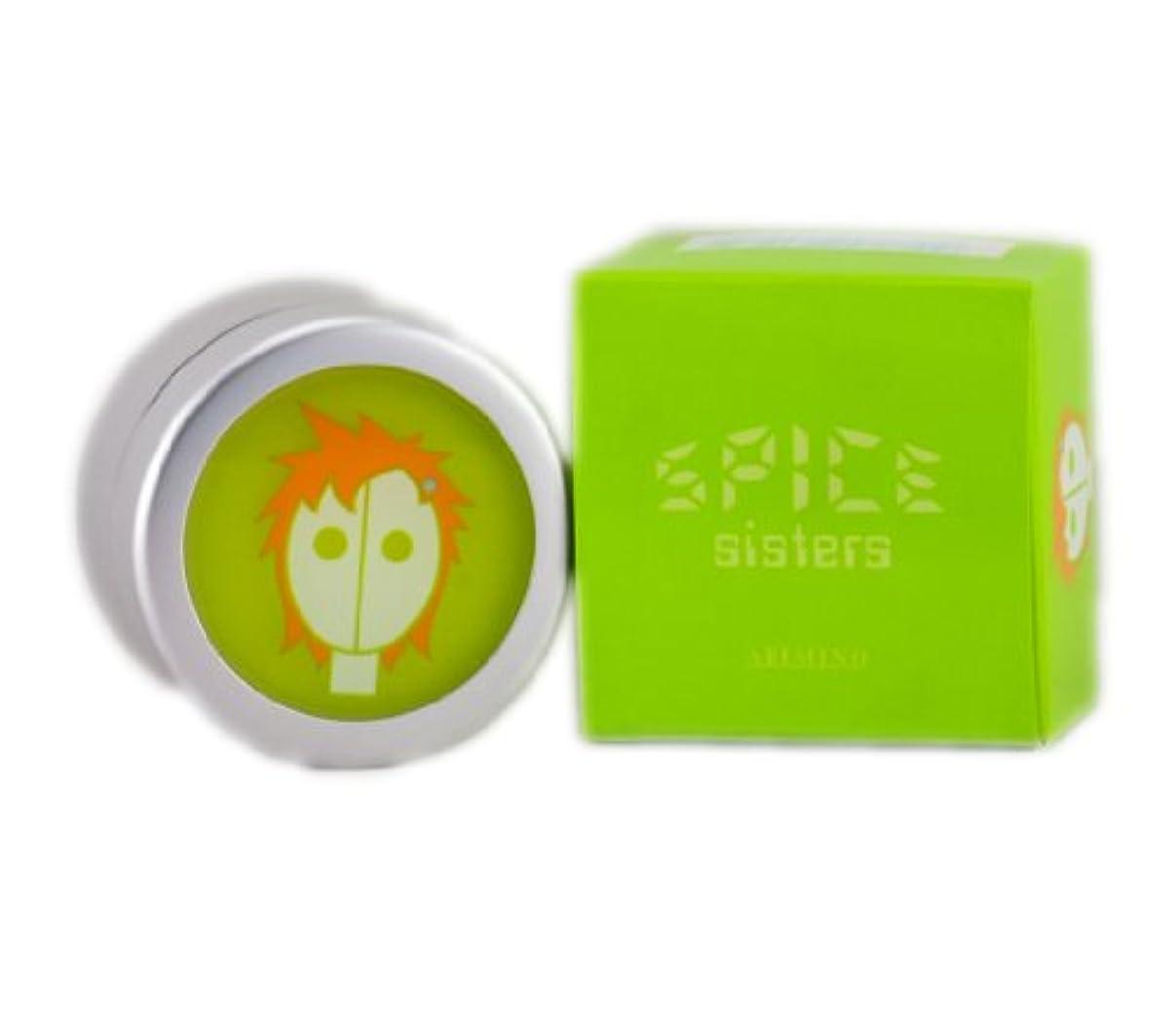 ダメージ熟達した電池Spice Sisters ハードワックス1.25オンス
