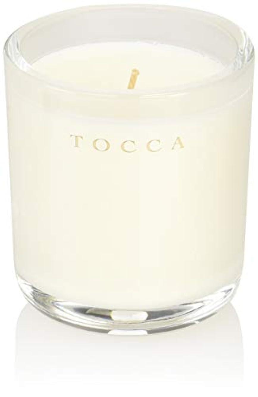 どれか終点放棄TOCCA(トッカ) ボヤージュ キャンデリーナ ボラボラ 85g (ろうそく 芳香 バニラとジャスミンの甘く柔らかな香り)