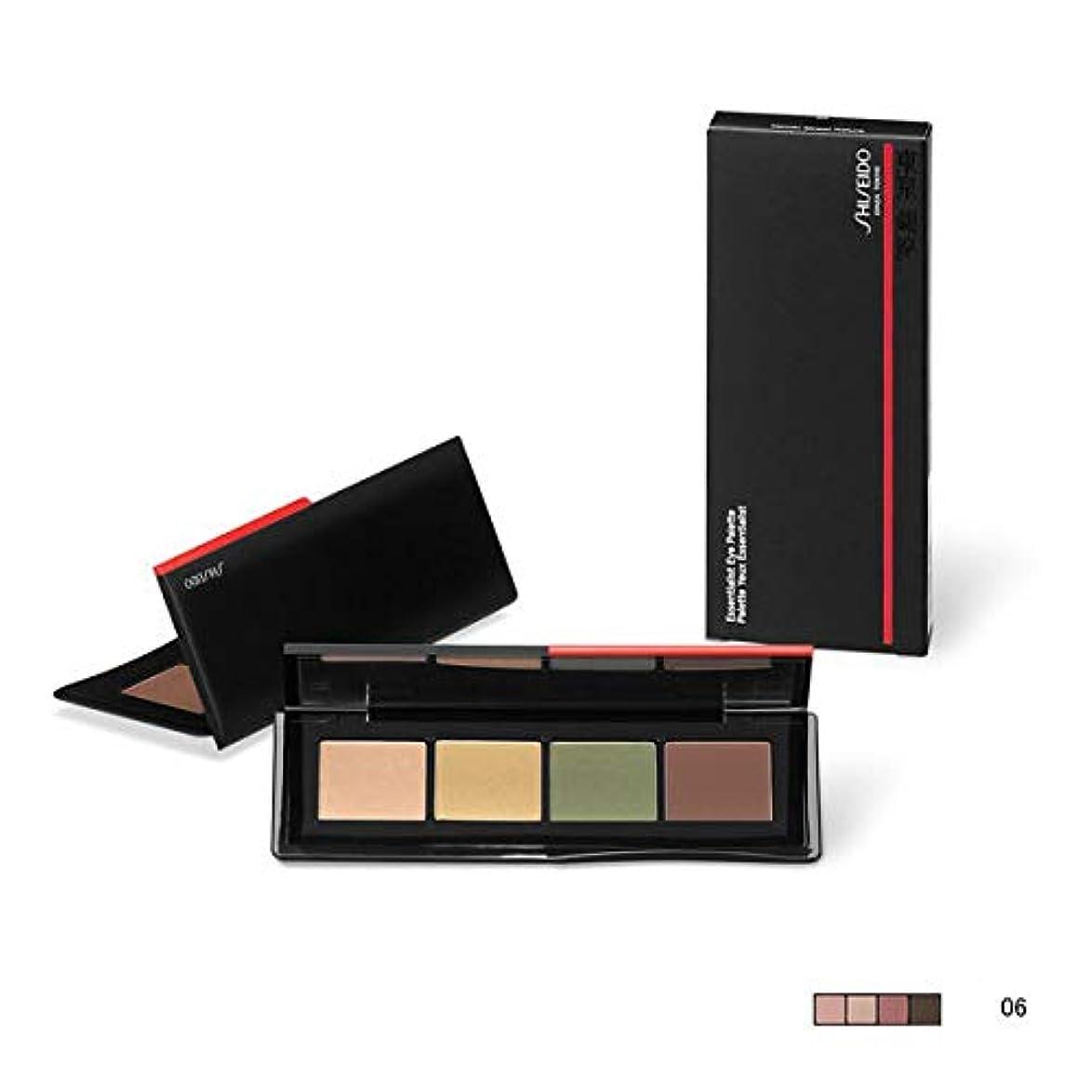 深さ延期する不運SHISEIDO Makeup(資生堂 メーキャップ) SHISEIDO(資生堂) SHISEIDO エッセンシャリスト アイパレット 5.2g (06)