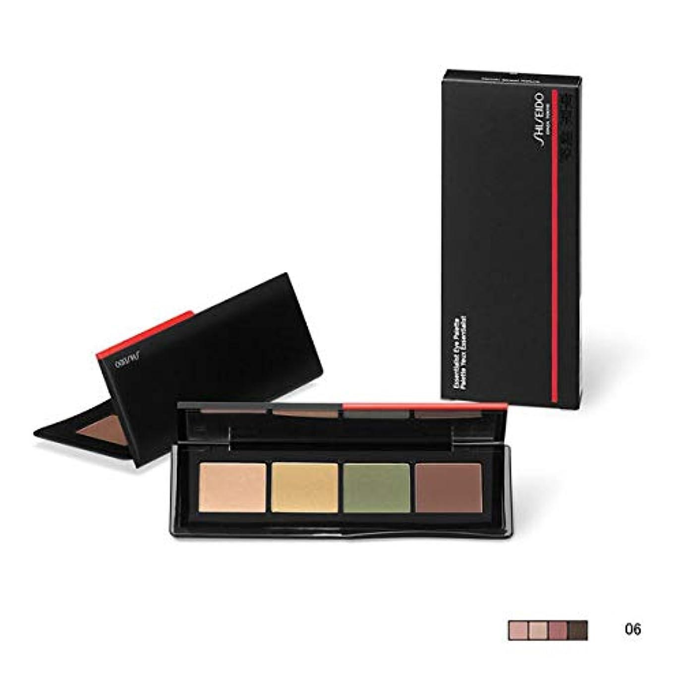 ええ現代アルファベットSHISEIDO Makeup(資生堂 メーキャップ) SHISEIDO(資生堂) SHISEIDO エッセンシャリスト アイパレット 5.2g (06)