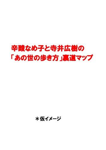 辛酸なめ子と寺井広樹の「あの世の歩き方」裏道マップ (死後の世界のガイドブック)
