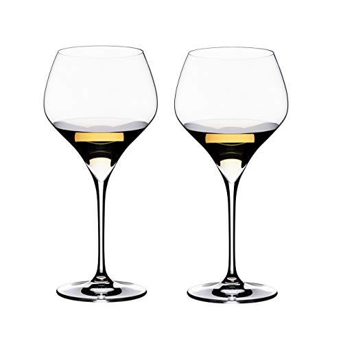 [正規品] RIEDEL リーデル 白ワイン グラス ペアセット ヴィティス オークド・シャルドネ 690ml 0403/97