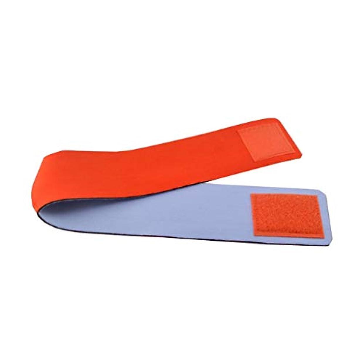 配る触手一回ZWBD フェイスマスク, 薄い顔のアーティファクト包帯で小さなVフェイスマスク美容睡眠男性の特別な顎セットリフティング引き締め