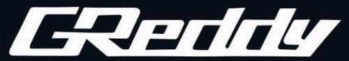 トラスト グレッディ-(S・ホワイト)ワコー製車用ステッカー(デカール)