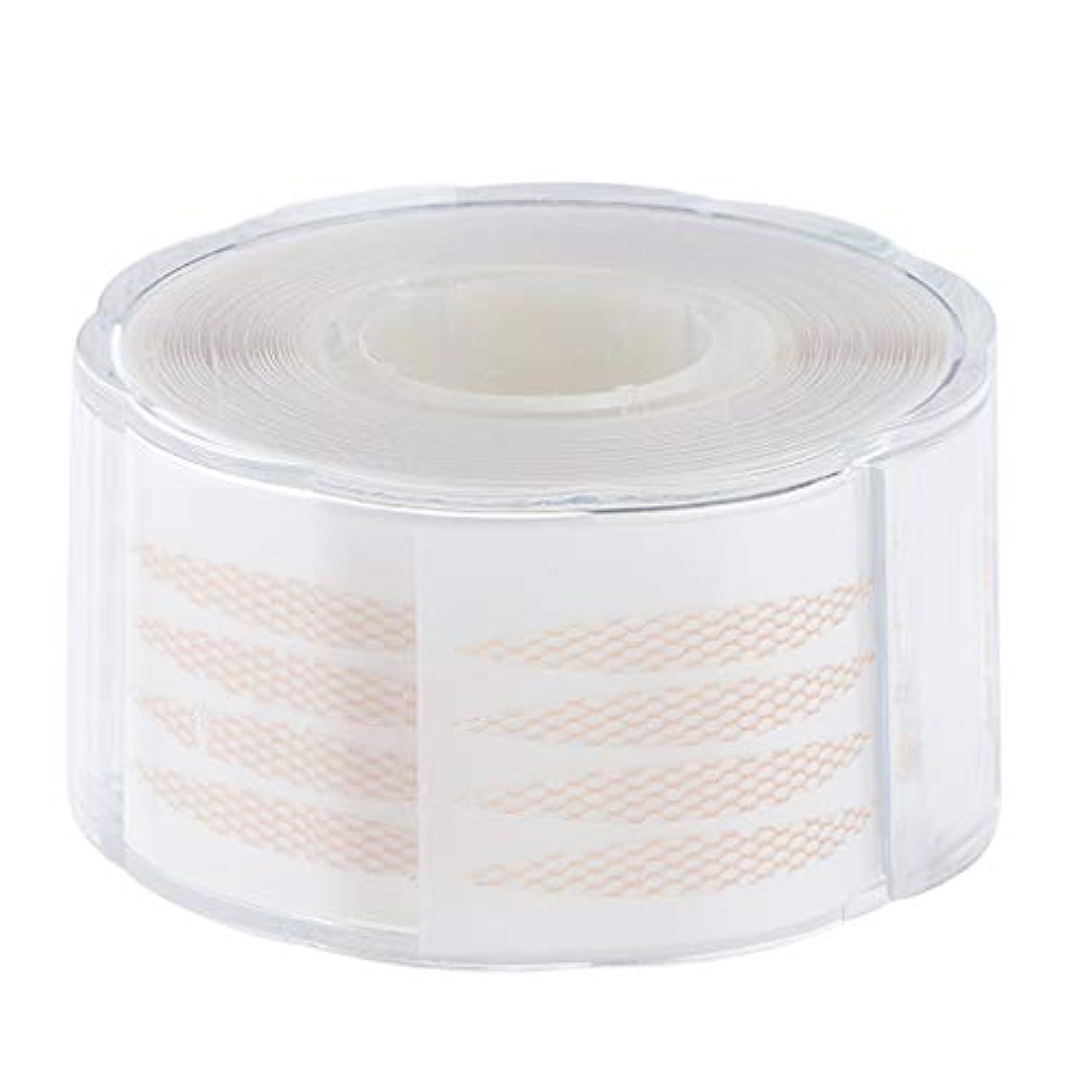 チャールズキージング定期的に一定二重まぶたテープ 約220ペア 見えない メイクアップ お化粧 3サイズ選べ - 2.5×0.3 cm