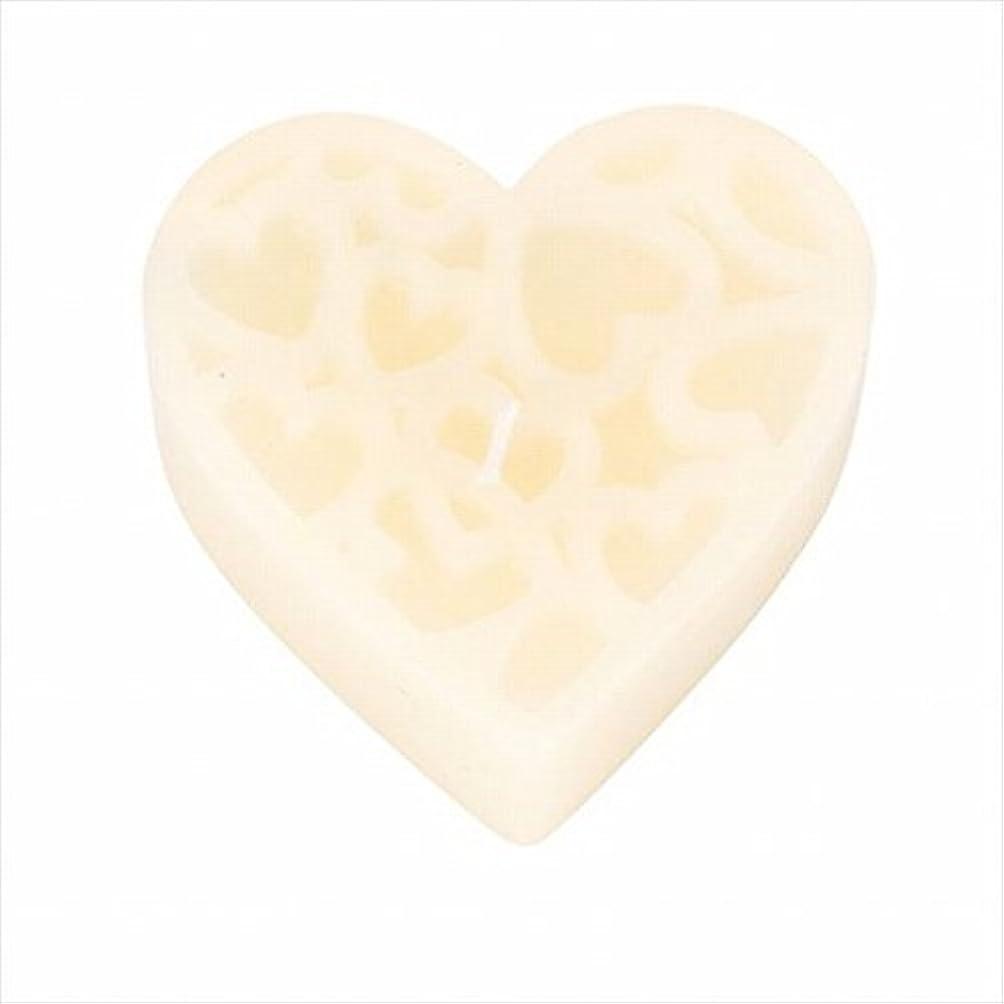 参照する混合フィヨルドカメヤマキャンドル(kameyama candle) モンクール 「 アイボリー 」