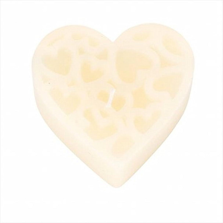 お金ゴム体細胞薬カメヤマキャンドル(kameyama candle) モンクール 「 アイボリー 」