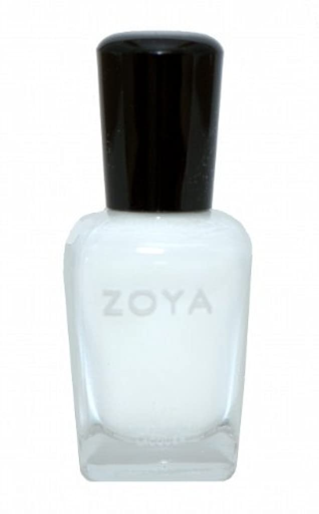退院口述する理由[Zoya] ZP114 スノーホワイト[並行輸入品][海外直送品]