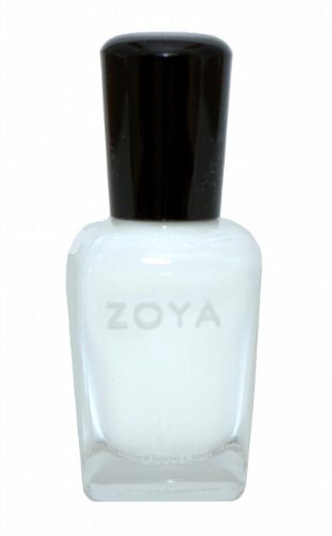 証言する分布熱意[Zoya] ZP114 スノーホワイト[並行輸入品][海外直送品]